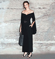 Бесплатный shipping. Brand Оригинальный стиль OL женские платья, 2017 Новая мода женщины длинные dress, dress strapless dress.