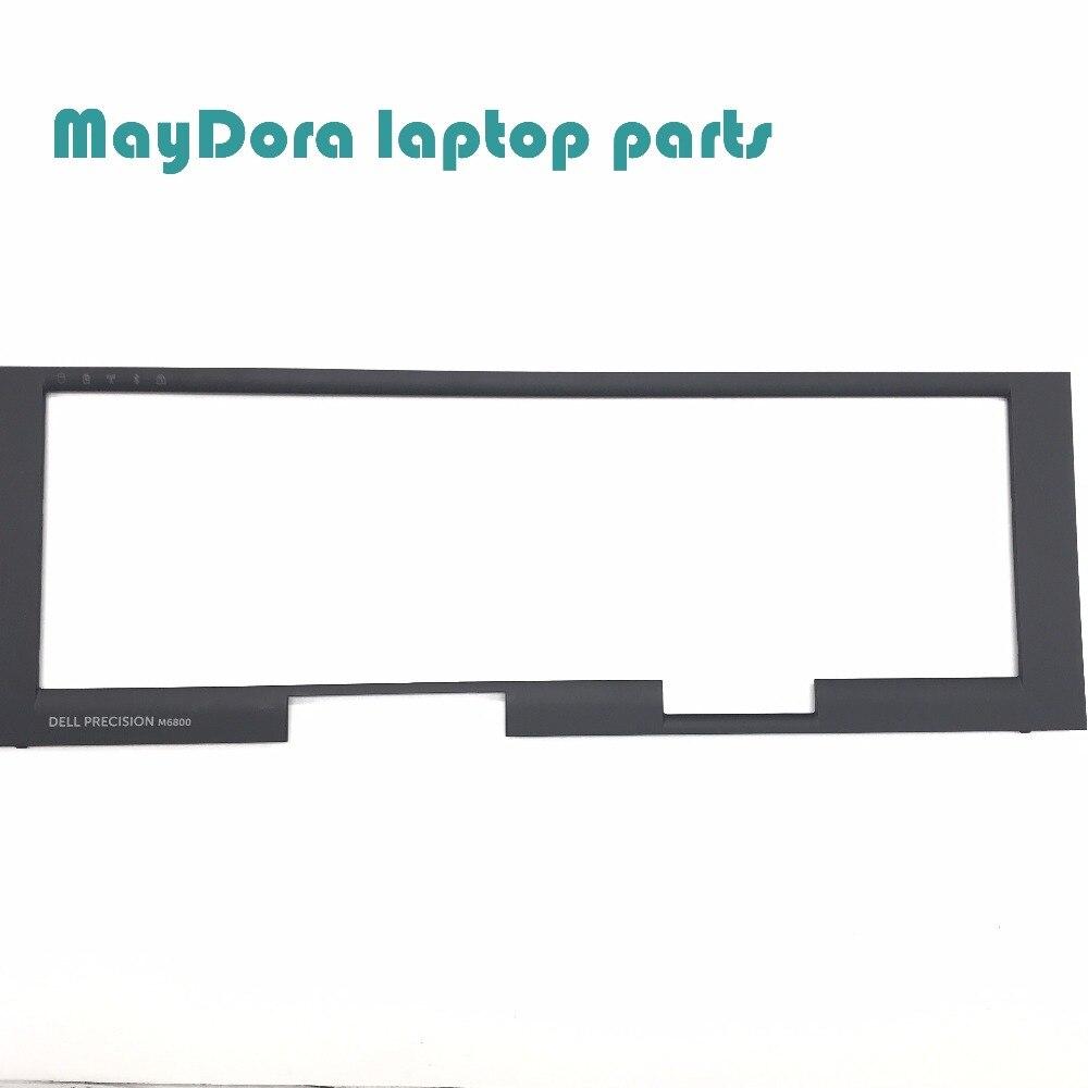 Laptop parts for DELL PRICISION M6800 keyboard bezel cover 0JX3K5 JX3K5