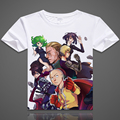 2017 casual men tshirt One Punch Man digital shirt One Punch Man anime cosplay printed t shirt clothes One Punch Man t-shirt