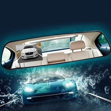 2017 New Hot 2.4 Full HD 1080P Auto Car DVR Rearview Mirrors G-Sensor Camera Video Recorder Dash Cam Dashcam Free Shipping