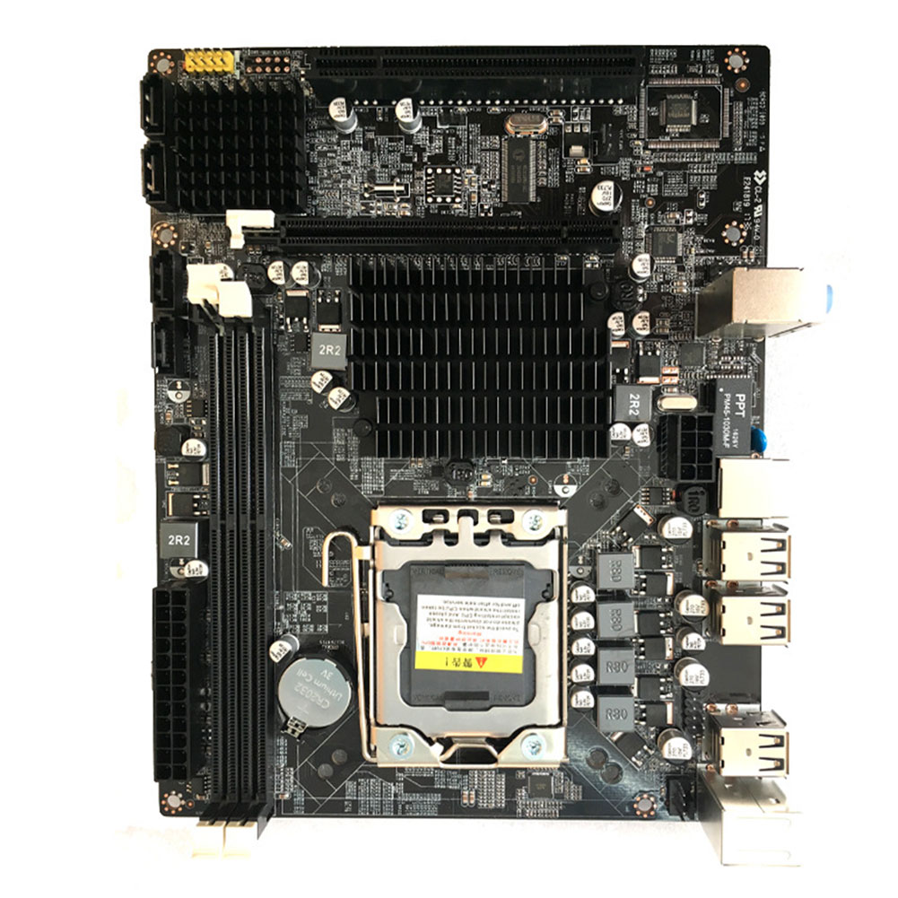 Integrated Multi Platform Motherboard For Desktop Powerful All Solid State Quick Transmist Stable Practical Computer AccessoriesIntegrated Multi Platform Motherboard For Desktop Powerful All Solid State Quick Transmist Stable Practical Computer Accessories