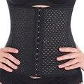 Mulheres de alta qualidade respirável cintura instrutor de vidro cintura tummy cinturão body shaper controle underbust corset para senhoras dp863093