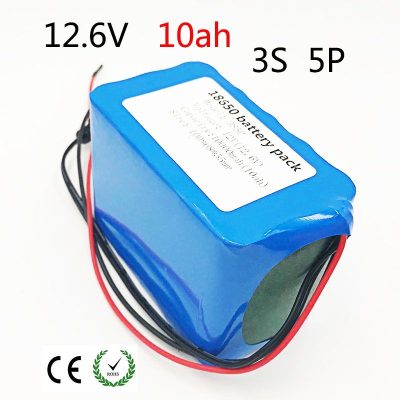 laudation <font><b>12V</b></font> <font><b>10ah</b></font> <font><b>Battery</b></font> 100% New High Capacity Protection 11.1V <font><b>12V</b></font> <font><b>Lithium</b></font> Rechargeable <font><b>Battery</b></font> <font><b>12V</b></font> 10000mAh Capacity Hot image
