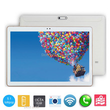 10 inch tablet pc Octa Core 3G WCDMA Tablets Android 5.1 RAM 4GB ROM 64GB Dual SIM Bluetooth GPS Tablets 10 inch tablet pcs(China (Mainland))
