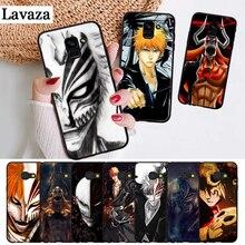 Lavaza bleach ichigo hollow Mask Top Silicone Case for Samsung A3 A5 A6 Plus A7 A8 A9 A10 A30 A40 A50 A70 J6 A10S A30S A50S