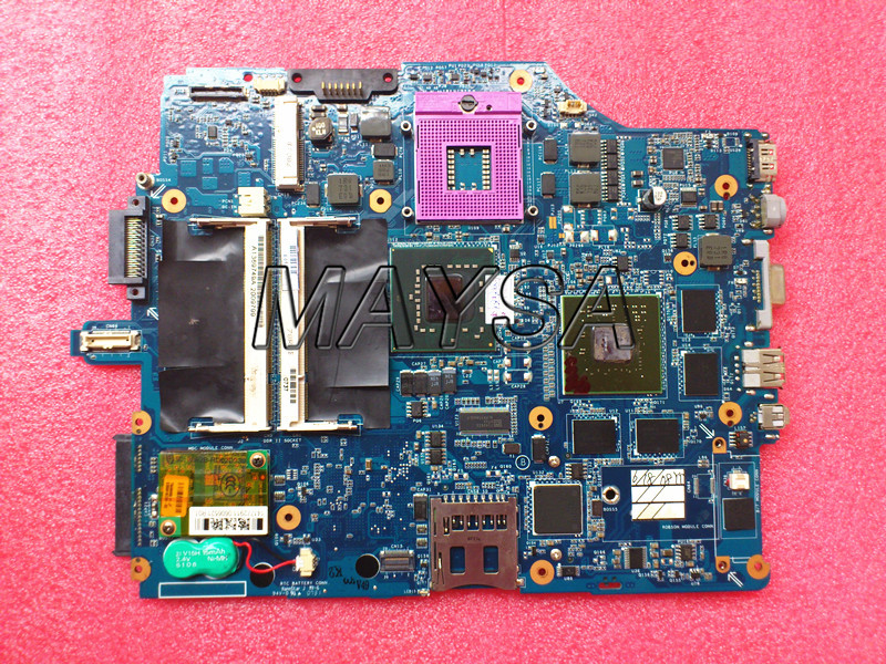 цены New MBX-165 MS91 256MB A1369749A Laptop Motherboard For SONY VAIO VGN-FZ21M Series, 100% Tested and working