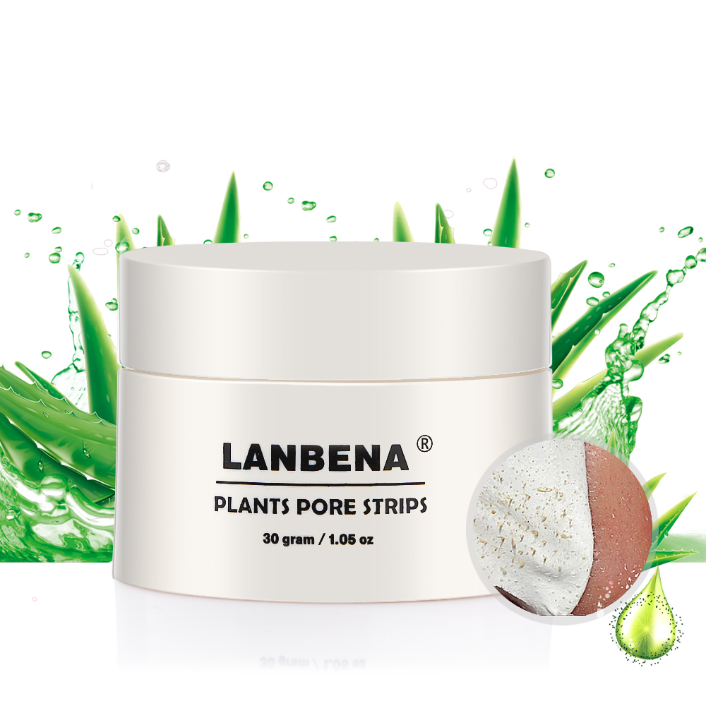 LANBENA Blackhead Remover Nose Mask Pore Strip Black Mask Peeling Acne Treatment Black Deep Cleansing Skin Care – купить по цене $7.54 в aliexpress.com   imall.com