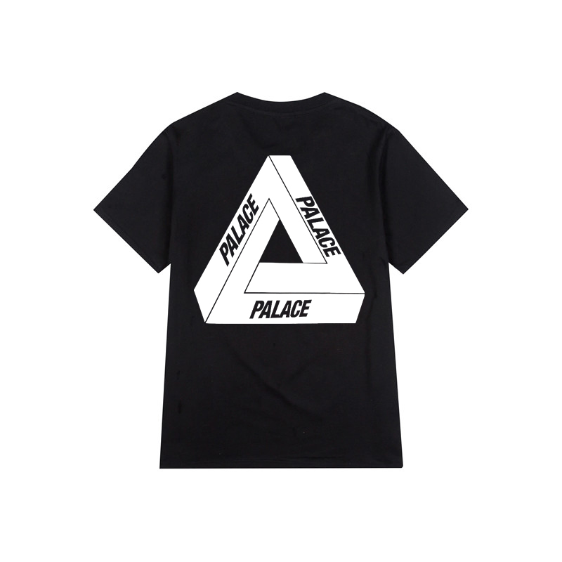 53beef4ea29e 2017 Fashion white Palace T shirt Men women rock clothing cotton Palace  Skateboards Tee shirts Summer Style Palace T shirt-in T-Shirts from Men s  Clothing ...