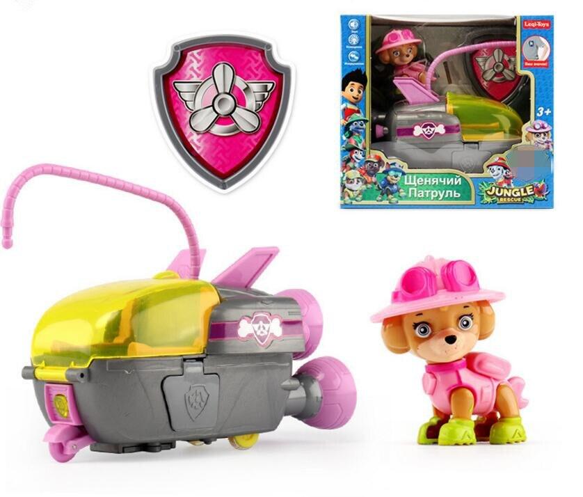 nuevos juguetes unid patrulla cachorro de perro para nios