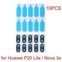 Back Camera Lens +Sticker New for Huawei P20 Lite / Nova 3e/