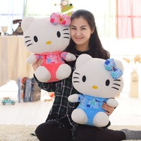 45CM Top Quality Cheap Hello Kitty Plush Toys For Children Kids Baby Toy Lively Lovely Doll