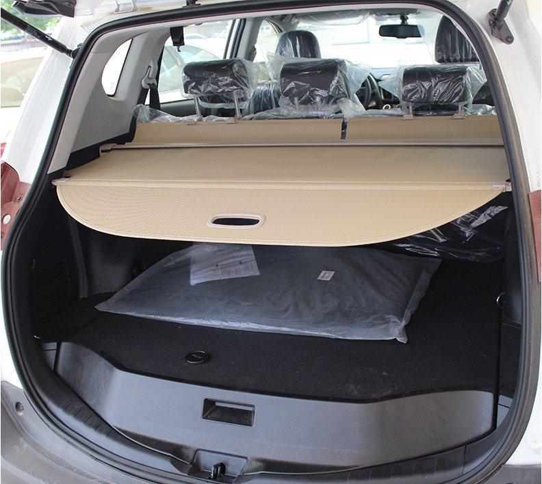For Toyota RAV4 2016.2017 Rear Trunk Security Shield Cargo Cover High Qualit Car Trunk Shade Security Cover Auto Accessories car rear trunk security shield cargo cover for dodge journey 5 seat 7 seat 2013 2014 2015 2016 2017 high qualit auto accessories