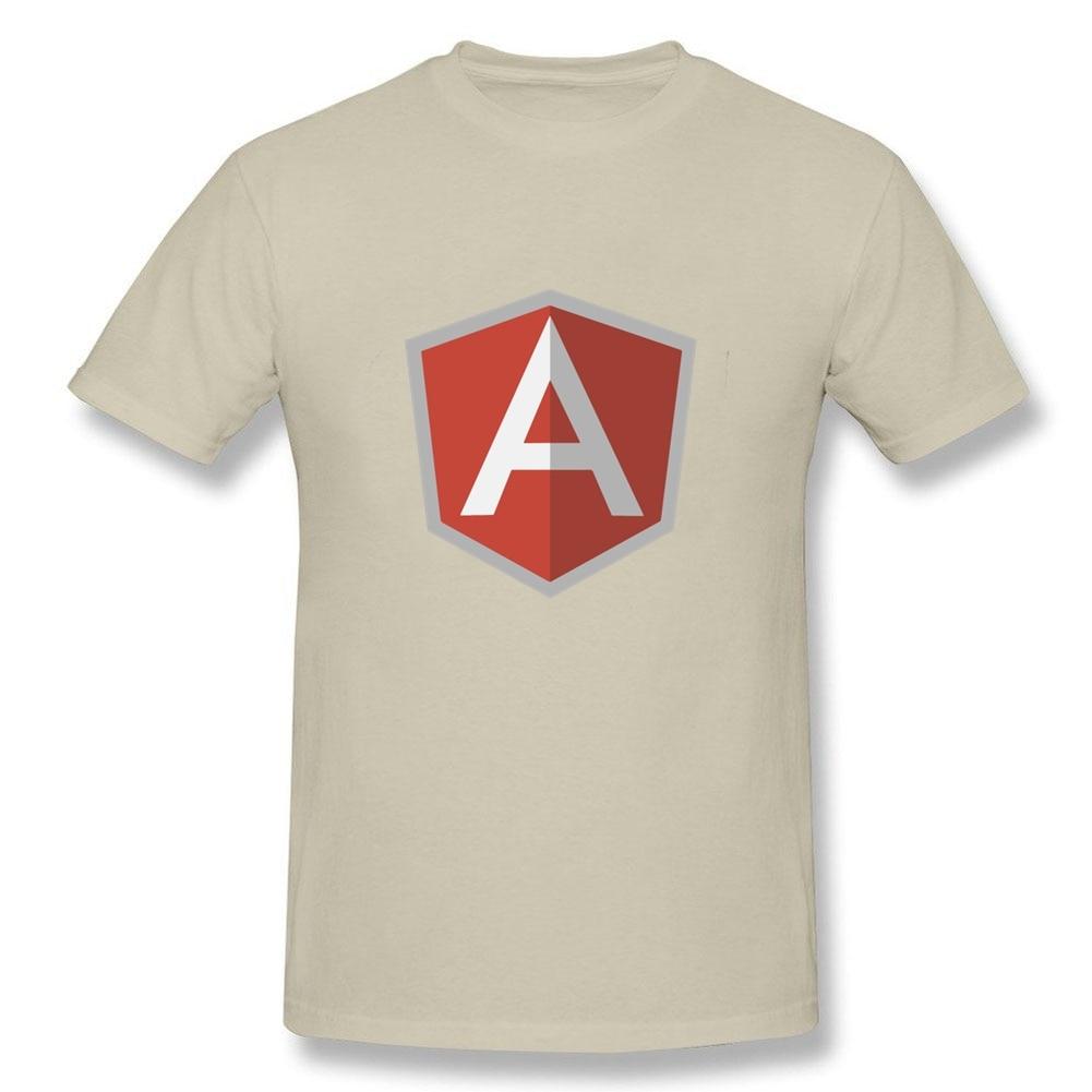 Online Shop Funny Male Tee Shirts AngularJS T Shirt Man JavaScript ...