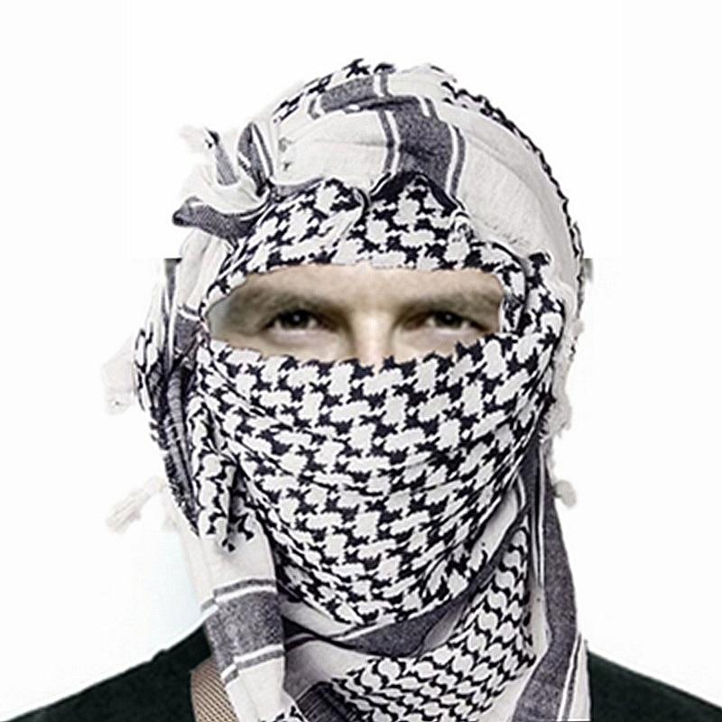 Shemagh Bandana Palästina Islamische Militärschals - Bekleidungszubehör - Foto 3
