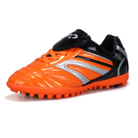 Onedoyee Men Size 37 44 Soccer Shoes Turf Football Soccer Sneaker PU Free Flexible Soccer Trainer Shoes Sports Shoes Adult Boots