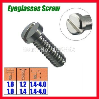 1 8mm głowy 1 8 #215 1 2 1 8 #215 1 4 długość 1 4-4 0mm M1 2 M1 4 okulary śruby okulary optyczne okulary śruba akcesoria tanie i dobre opinie CN (pochodzenie) Metalworking Other STAINLESS STEEL Szczelinowe Flat 1000 Sztuk i Powyżej Eyeglass screw China (Mainland)