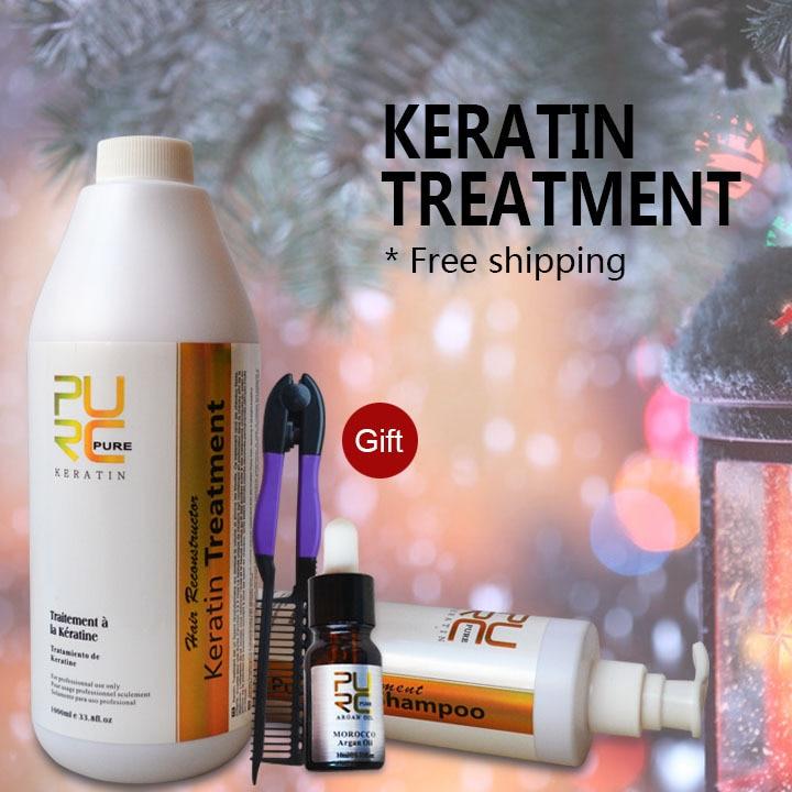 Kératine brésilienne traitement des cheveux formaline 5% 1000ml - Soin des cheveux et coiffage - Photo 3