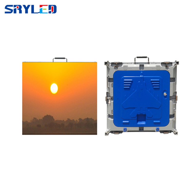 P5 Die casting aluminum indoor /Outdoor rental led display screen p3,p4,p5,p6 smd led video wall panel