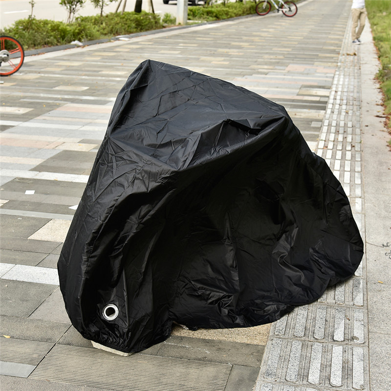 Waterproof Bicycle Cover 190T for Mountain Road Bike 6Color Light Portable Cover