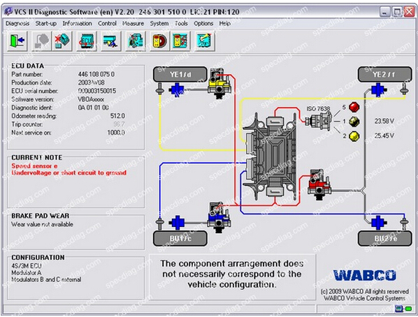 wabco trailer abs wiring diagram wabco image online get cheap wabco software aliexpress com alibaba group on wabco trailer abs wiring diagram