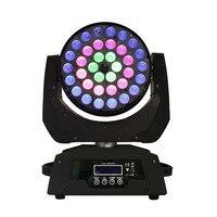 סיטונאי RGBWA + uv LED ניד לשטוף אור