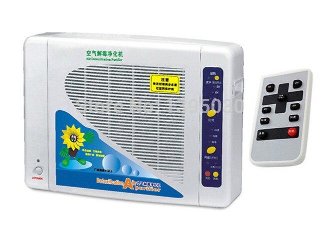 Для дома и офиса очиститель воздуха GL-2108 очиститель воздуха с отрицательных ионов озона и фильтр очистки воздуха