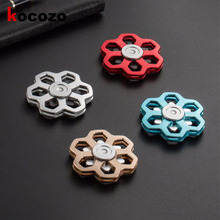 Snow Flower Fidget Spinner Kid Gift Finger Toys for Children 2017 Top Spinner Toy Hand Spinner for Autism and ADHD Anti-stress