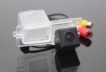 Para Ssang Yong Korando 2010 ~ 2016-Car Parking Cámara/Trasero vista de La Cámara/HD CCD de Visión Nocturna + Cámara de Marcha Atrás de copia de seguridad