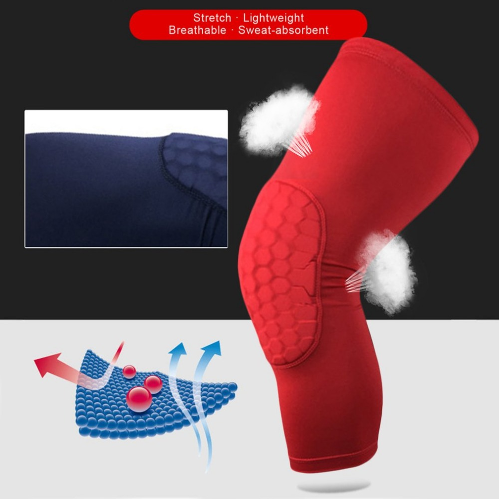 Compression Leg Sleeve Knee Pads