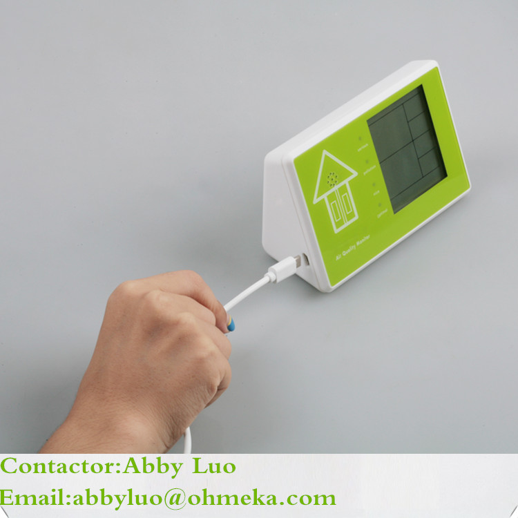 Free Shipping Multi-function Air Particle Counter At Factory Wholes Sales Price Only USD120/SET