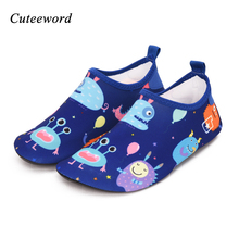Summer Quick-drying Kids Water Shoes Swimming/diving/snorkeling Breathable Socks Baby Toddler Boys and Girls Home Non-slip