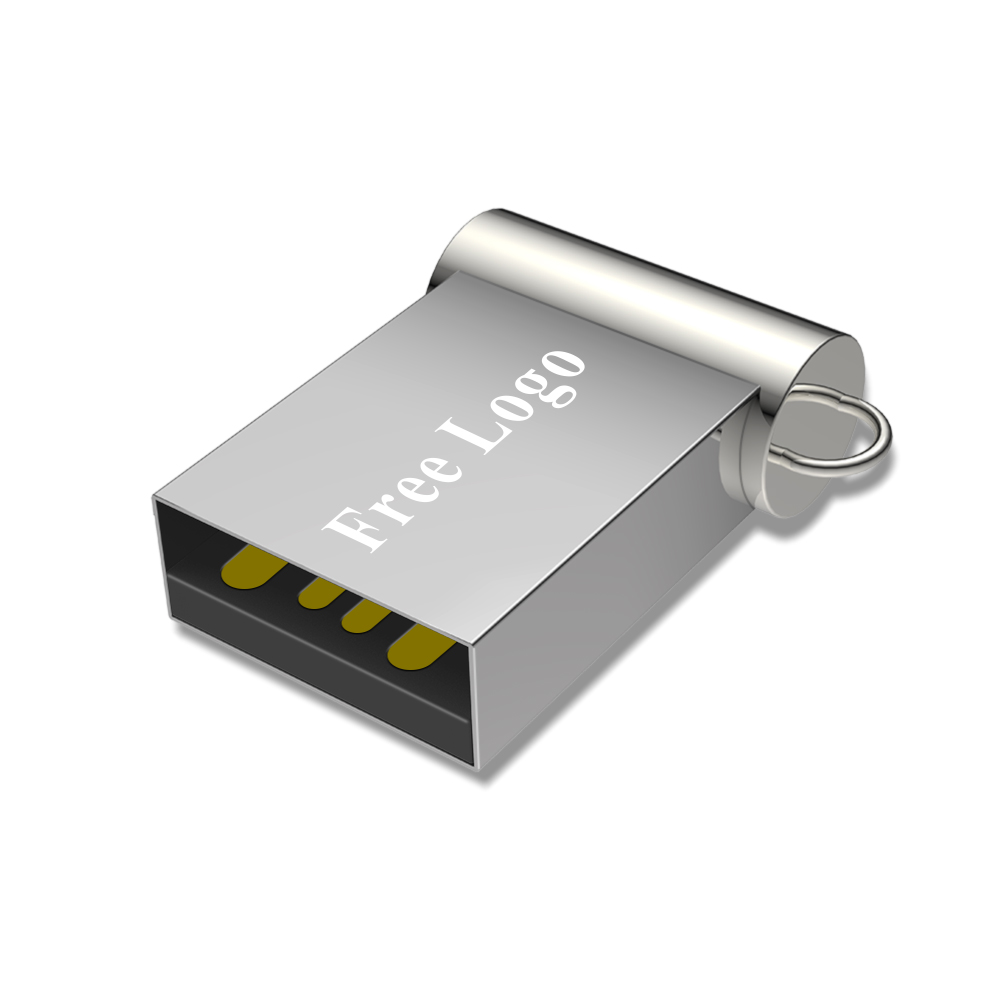 Image 3 - Mini hot sale driver stick 4GB 8GB metal material 16GB 32GB U disk flash drive 64GB 128GB free custom LOGO free shipping-in USB Flash Drives from Computer & Office