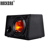 Subwoofer car audio active car bass woofer 280W High Power 8 inch car audio Speakers
