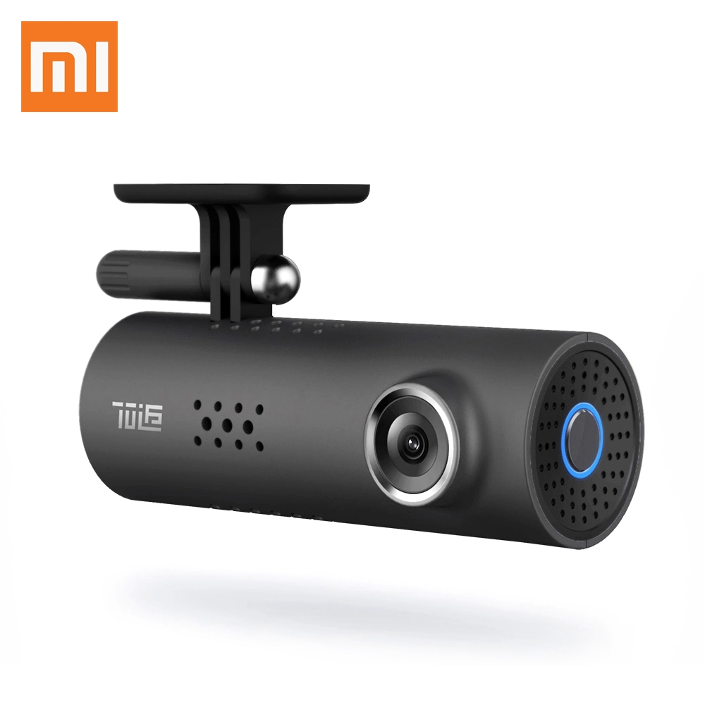 Xiaomi 70 Minuten Smart WiFi DVR 130 Grad Drahtlose Auto Dash Cam 1080 P Full HD Nachtversion G-Sensor Fahren Recorder