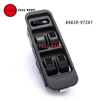 Power Master Window Switch Driver Electronic Control Switch 84820 97201 for Daihatsu Sirion Terios Serion YRV 1998 2001 Toyota