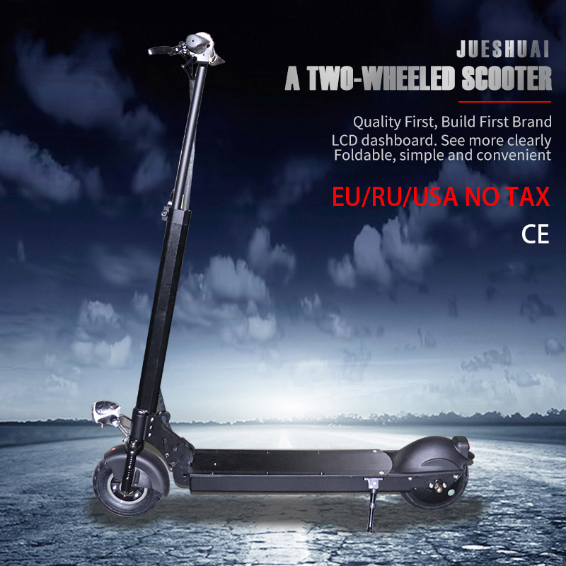 """36V 250W-500W Electric Scooter 21AH Lithium Battery 8"""" Motor Wheel Adult kick e scooter No tax folding patinete electrico adulto"""