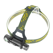 BORUIT Brand 1000 LM XPL V5 LED Headlight Mini Armygreen Flashlight Outdoor Sport Headlamp For Camping Fishing Hunting Head Lamp