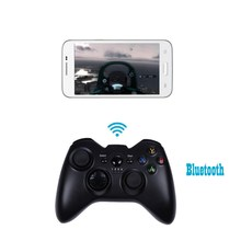 1 Pcs Game Controller 2.4GHz Wireless Bluetooth Game Handle Controller Remote Joystick GamePad L3EF