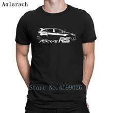 New Forde Focus Rs 2015 T-Shirt Style Letters Size 3xl Stylish T Shirt For Men Spring Designs Tee Top  car graphic tees men