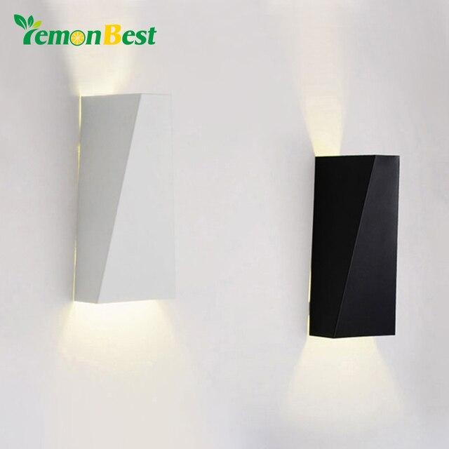 10w Led Wall Lamp For Home Bedroom Bathroom Lights Dual Head Bedside Light Indoor Modern Lighting Warm White Smd 5730 Ac 85 265v