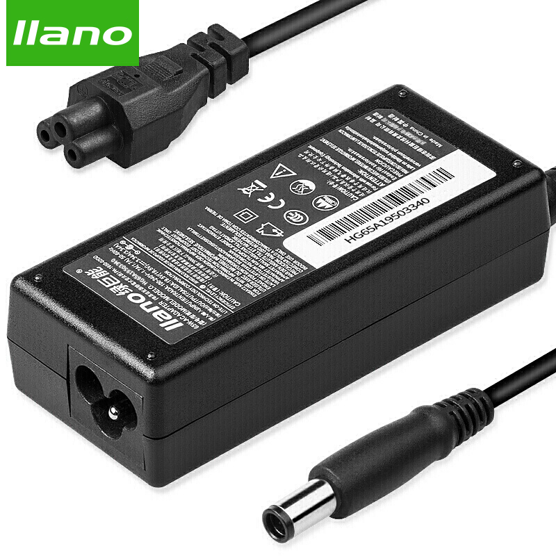 llano laptop <font><b>charger</b></font> 19.5v 3.34a 65w computer power cord for <font><b>Dell</b></font> n4030 E6230 D630 power adapter big mouth with needle