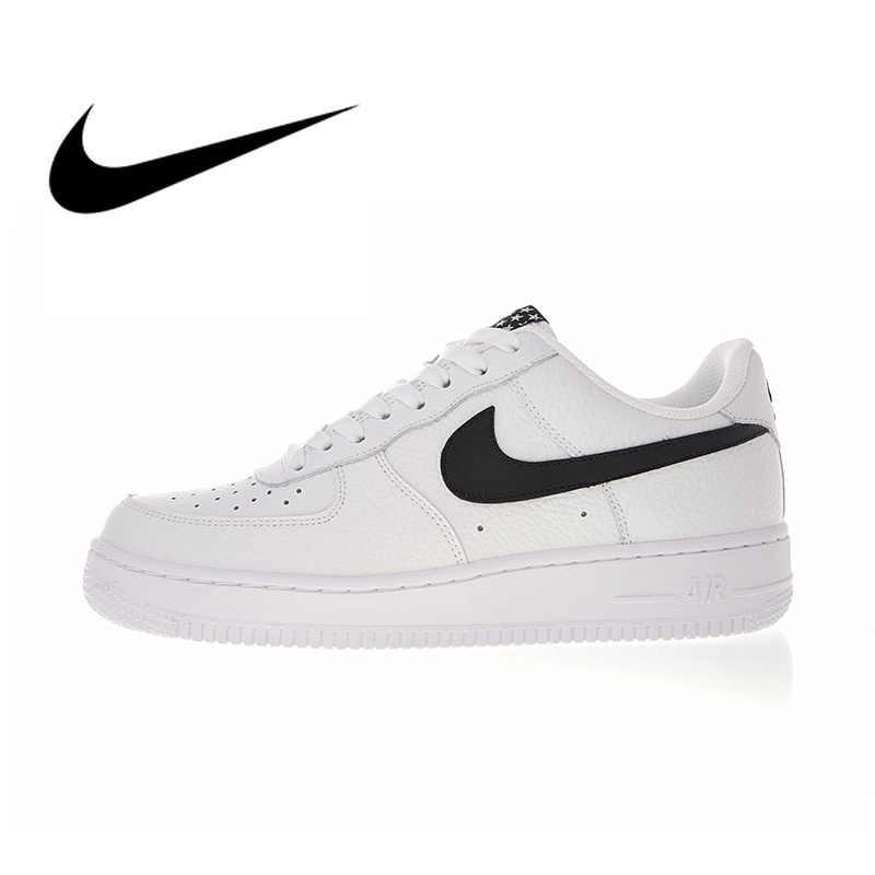 Chaussures de skate pour hommes Nike Air Force 1 AF1 authentiques chaussures de Sport en plein Air chaussures de Designer athlétique AA4803