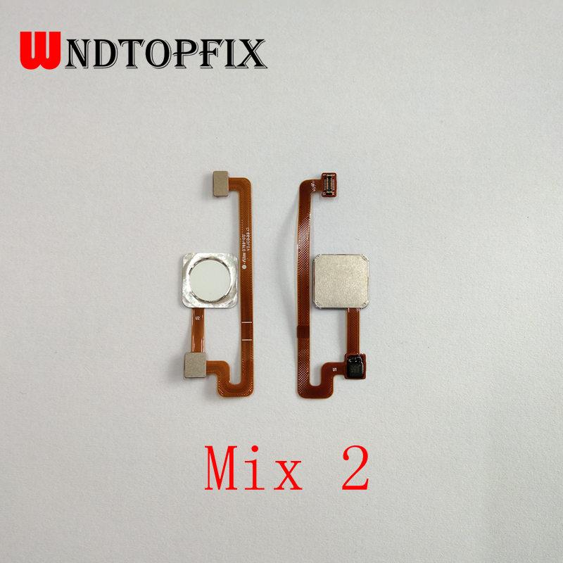 Mi Max 2 /Mix 2 Back Home Key fingerprint