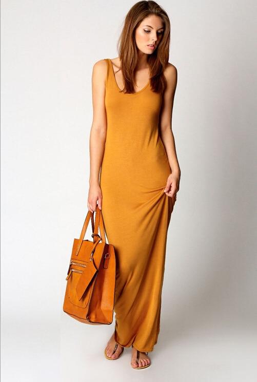 398bee702 النساء فستان صيفي أكمام ضمادة قلم رصاص Bodycon غمد مثير طوق مربع فستان طويل  ليلة ملابس للنادي Vestido لونغو