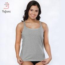 Plus Size Nursing Cotton Top