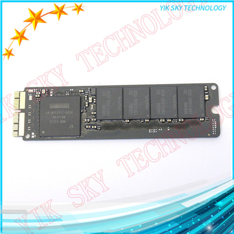 Original 128G 256G 512GB Solid State Drives for MB Pro Retina 13