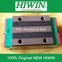 4 шт. HGH25CA линейная направляющая HIWIN скользящий блок для линейные рельсы HGR25