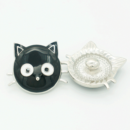 Beauty Oil Cat 18MM Snap...