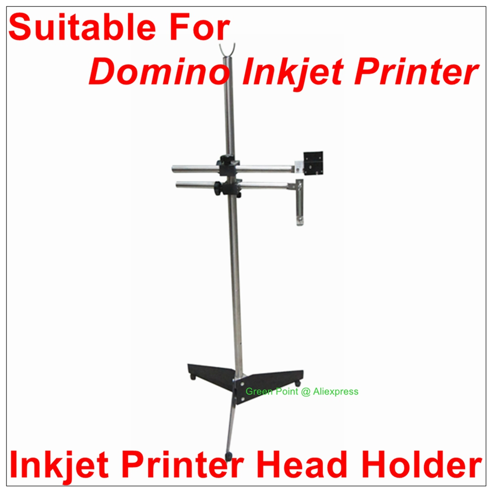 Domino Inkjet Printer Conveyor Mounting Holder Ink Jet Printer Head Bracket Belt Conveyor Accessory Бутылка