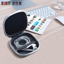 BUBM жесткий USB флэш-накопитель чехол, дорожная сумка для USB флэш-накопителей, sd-карт, наушников кабели и другие небольшие аксессуары